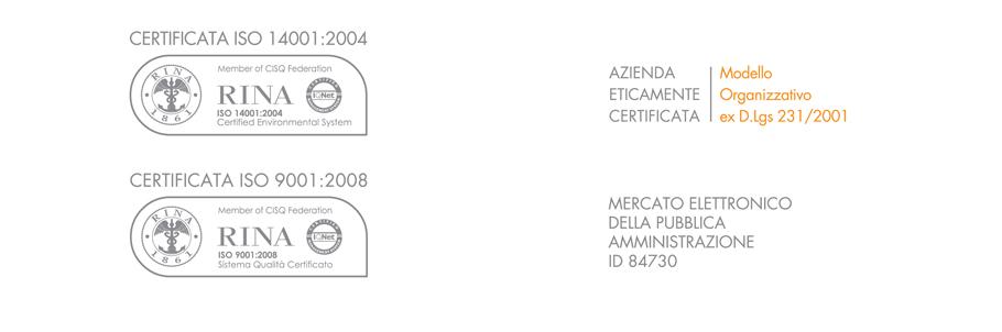 certificazioni pomilio